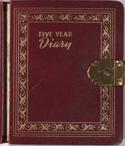 Image of 1966-1970 diary