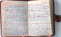 Image of Page from 5-year diary, 1961-1965