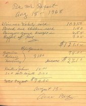 Image of Picnic report, 1968
