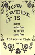 "Image of ""How Swede It Is"" cookbook, 2000"