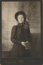 Image of Unidentified Salvation Army member, undated