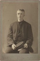 Image of Unidentified member of the Swedish Salvation Army