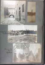 "Image of P42-""When knighthood was in flower""; artillery practice; ruin Sigtuna, 1900"