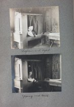 Image of P25 - Infirm & aged; Young & well, 1900