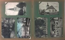 Image of Postcards with images from Wislanda & other places in Sweden