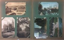Image of Postcards with images from Motala & Jönköping