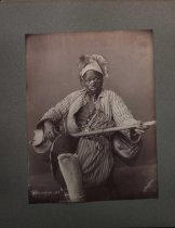 Image of Unidentified Arabic musician, undated