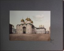 Image of Dormition Cathedral, Moscow, Russia, undated