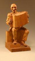 Image of Accordion player - 1934