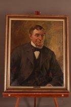 Image of Portrait of Axel Broström -