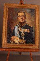 Image of Portrait of King Gustaf Adolf VI - 1951