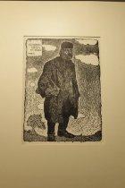 Image of Old Man Frisk from Hoida (Gubben Frisk på Höida) - 1916