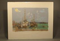 Image of Fishing Boats -