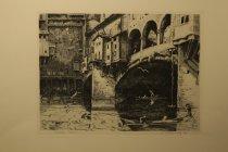 Image of Bridge Arches, Florens - 1924