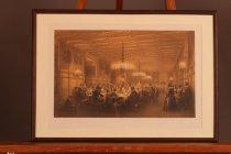Image of Rikssalen Gripsholm. Salle des Etats-Gripsholm -