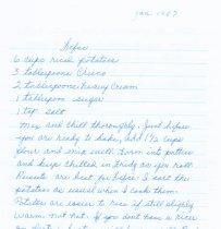 Image of M-0191 - Manuscript