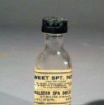 Image of                                                                                                                                                                                                                                              - bottle, medicine