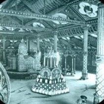 Image of Iowa Building (interior), Columbian Exposition                                                                                                                                                                                                                - 2000.500.1880
