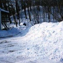 Image of Parking, Brookside, Winter '93-94                                                                                                                                                                                                                              - 1994.004.0009