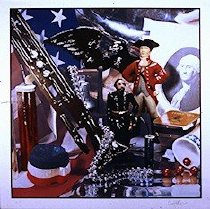Image of FOURTH OF JULY STILL-LIFE