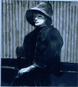 Image of Woman in Hat
