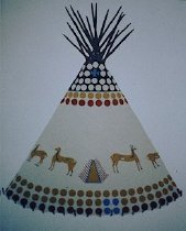 Image of ANTELOPE TIPI (owner unknown)