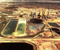 Image of #C-78-6 POWER PLANT AND WASTE PONDS