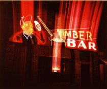 Image of TIMBER BAR, BIG TIMBER, EPCO, HOOT GIBSON, 1945 (from MONTANA NEO