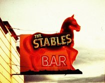 Image of STABLES BAR, CUTBANK,