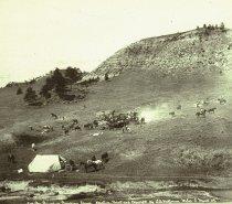 Image of ROUNDUP BREAKING CAMP