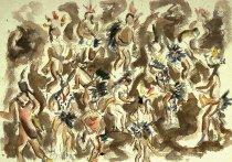 Image of INDIAN WAR DANCE