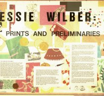Image of JESSIE WILBER; PRINTS AND PRELIMINARIES, (introductory panel)