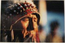 Image of George Kicking Woman, Blackfeet Elder