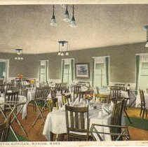 Image of Hotel Sippican Dining Room