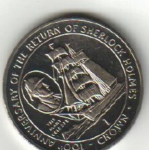 Image of 2007.004.02 - Coin, Commemorative