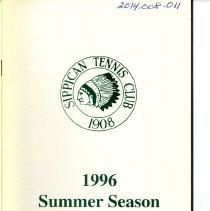Image of 2014.008.011 - 1996 Summer Season