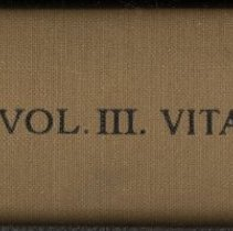 Image of L2013.001.122 - Nantucket, Mass. Vol. 3 Vital Records to 1850