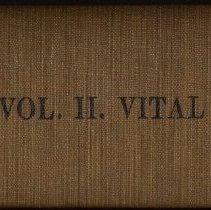Image of L2013.001.157 - Roxbury, Mass. Vol. 2 Vital Records to 1850