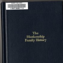 Image of L2013.001.327 - The Blankinship Family History