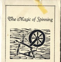 Image of L2013.001.348 - The Magic of Spinning