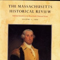 Image of L2013.001.415 - The Massachusetts Historical Review