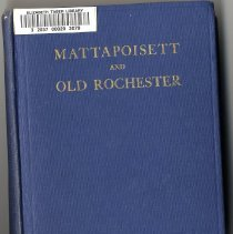 Image of L2013.001.457 - Mattapoisett and Old Rochester