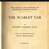 Image of L38.02 - The Scarlet Car
