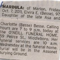 Image of Obituaries207 - Newspaper