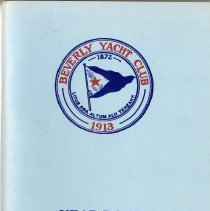 Image of REF529.039 - Beverly Yacht Club Year Book 1994