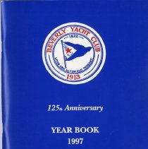 Image of REF529.042 - Beverly Yacht Club 125th Anniversary Year Book 1997