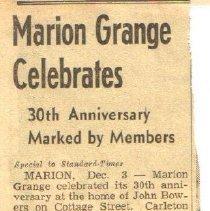 Image of V054.112 - Newspaper