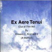 Image of 2015.028.001 - Ex Aere Tenui (Out of Thin Air)
