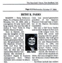 Image of Obituaries412 - Newspaper