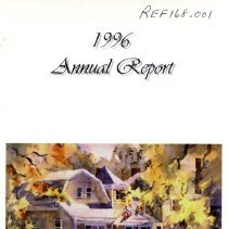 Image of REF168.001 - One Hundred Forty-Second Annual Report of the Town Officers of Marion, Mass, for the year ending December 31, 1996